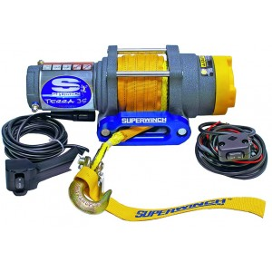 SUPERWINCH Terra 35 SR, 12 V DC