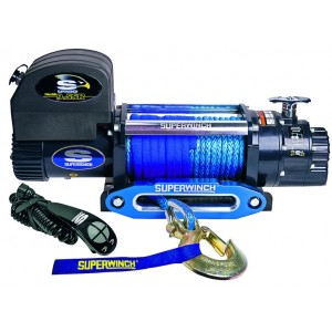 SUPERWINCH TALON 9.5 SR, 12 V DC