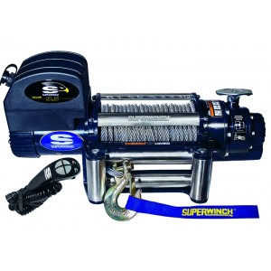 SUPERWINCH-TALON 9.5, 24 V DC, siła uciągu 4309 kg