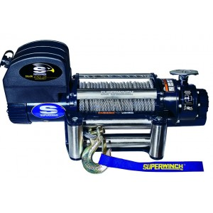 SUPERWINCH-TALON 12.5 24 V DC, siła uciągu 5670 kg
