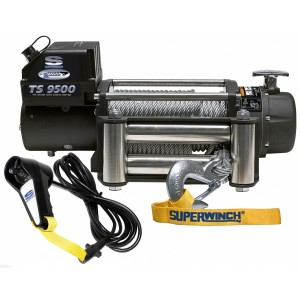 SUPERWINCH - wyciągarka  Tigershark 9500, 12 V
