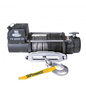 SUPERWINCH - wyciągarka Tigershark 9500 SR 12 V