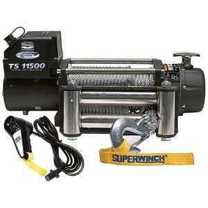 SUPERWINCH Tigershark 11500, 12 V DC.