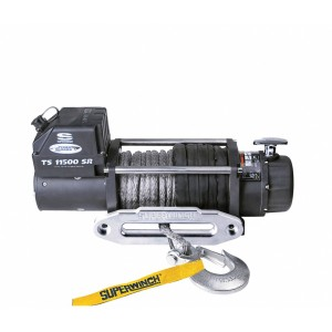 SUPERWINCH Tigershark 11500 SR, 12 V DC.