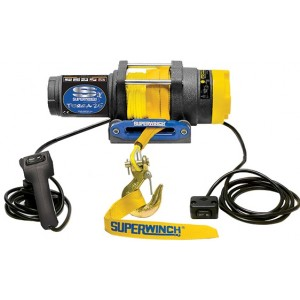 SUPERWINCH Terra 25 SR, 12 V DC
